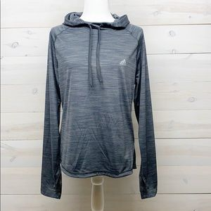 Adidas Climate Pullover Hooded Shirt